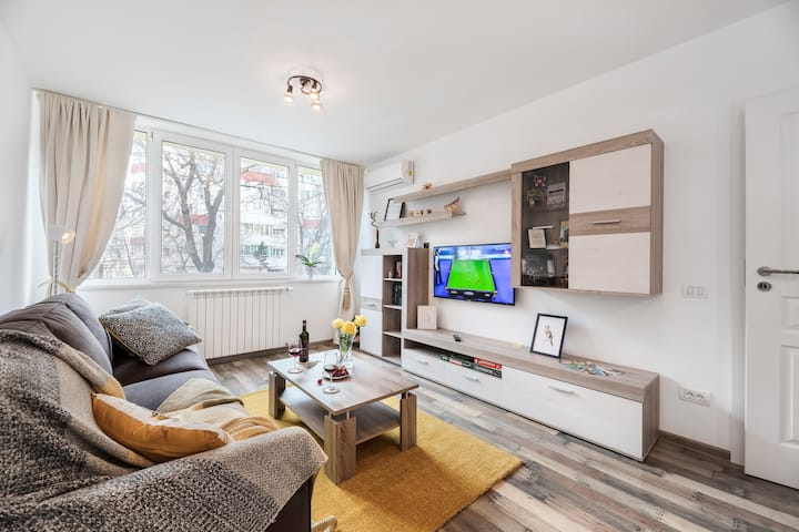 Newly renovated apartment close to Arch of Triumph