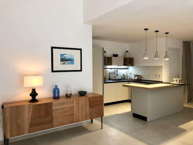 Casa di design al mare- Villa Matù