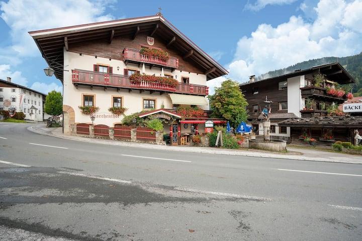 Charming Apartment in Oberau near Skiing Area