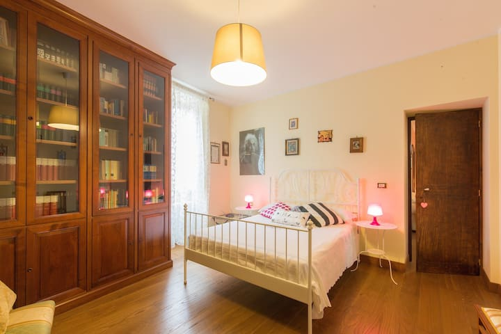 Triple room - B&B AL BELVEDERE - Atri - 家庭式旅館