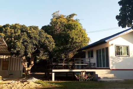 Jirada Homestay at the organic Farm