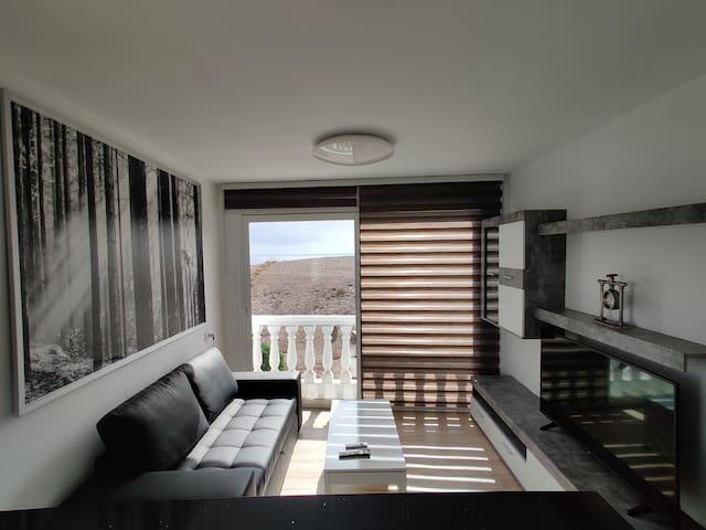 Apartamento Lanzarote, con vistas Playa Quemada
