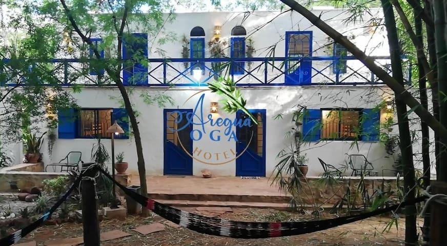 Aregua Oga Hotel Habitacion superior #6