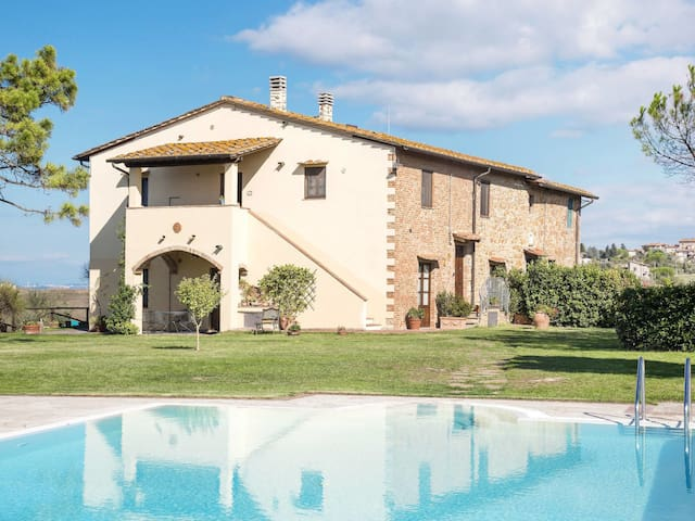 Apartment Podere Sant'Anna for 5 persons