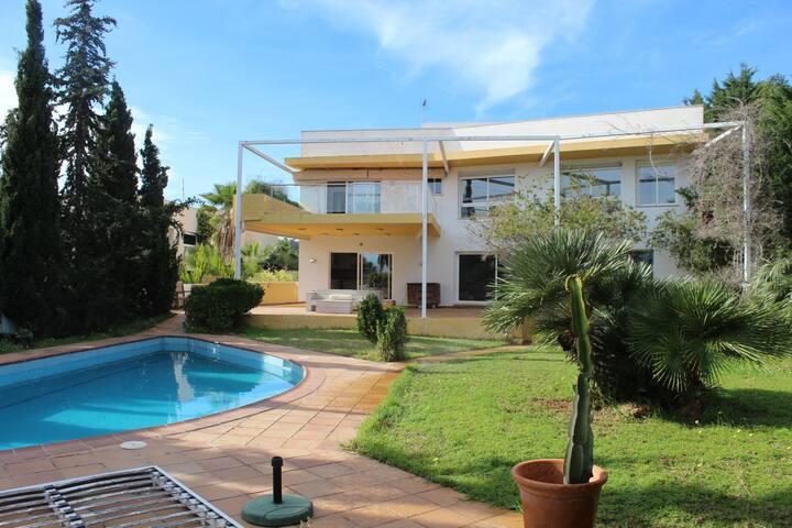 Habitacion Villa Cerca de Ibiza TEMPORADA