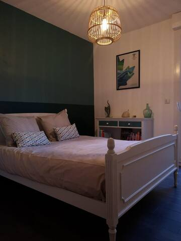 Chambre cosy dans appartement