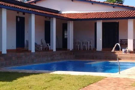 Casa de Campo - Sitio Ouro Verde #muitanatureza