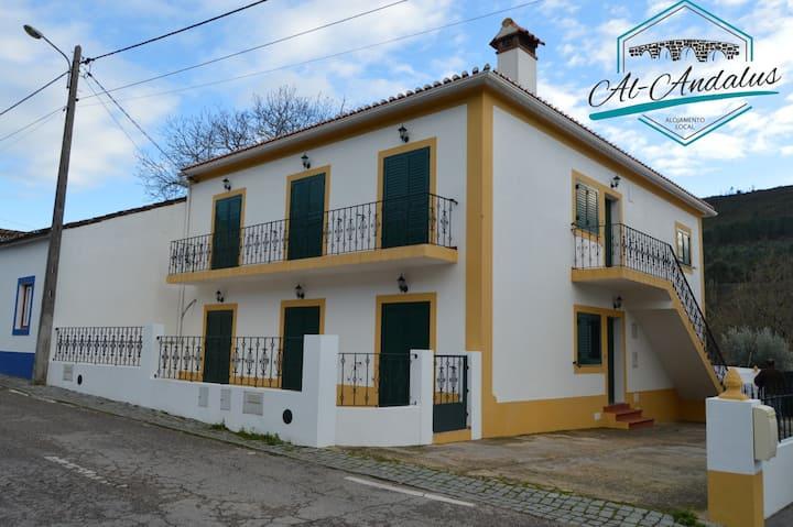 Al-Andalus Alojamentos Casa da Portagem 1