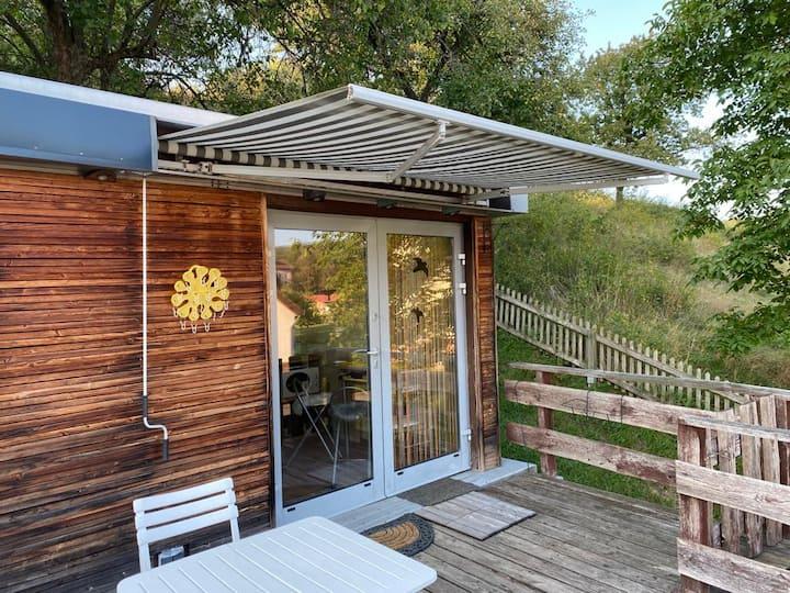 Tiny House mit Klima u Heizung in idyllischer Lage