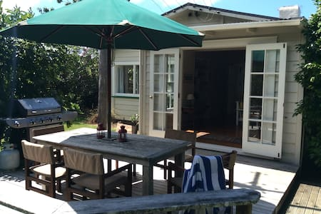 Gorgeous cottage - private beach - Tutukaka