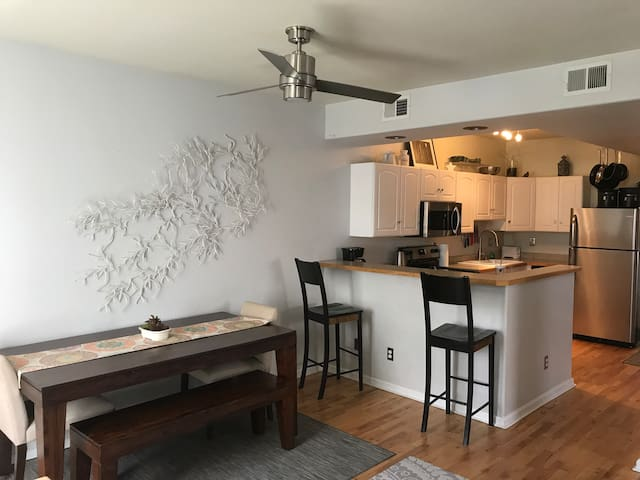 Walk to Everything Downtown- 2BR