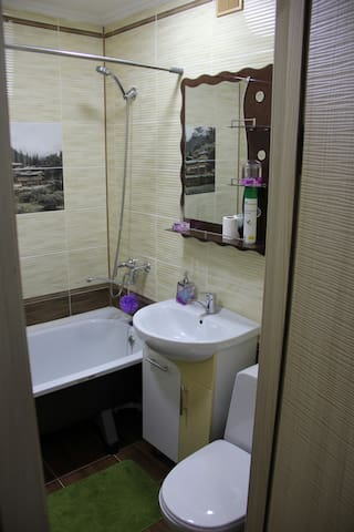 Квартира Люкс  2х комнатная