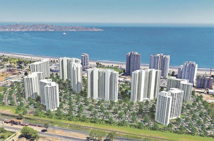 Marina Sol Coquimbo cercano a la playa y el casino