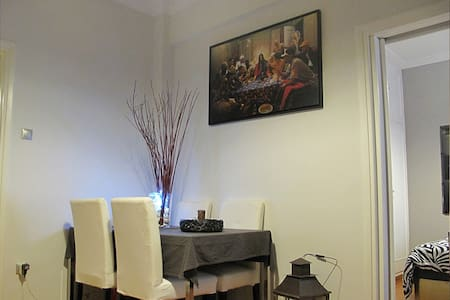 Lovely studio-apartment in the city center! - Athens - Apartment