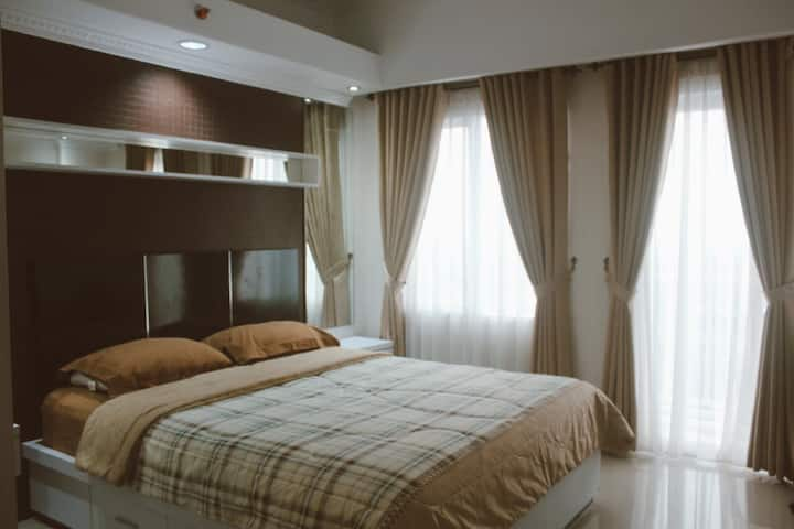Cozy Studio at Bogor Icon Apartment