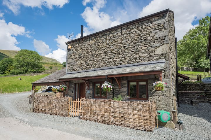 'The Byre' on Broadrayne Farm - Grasmere - Wohnung