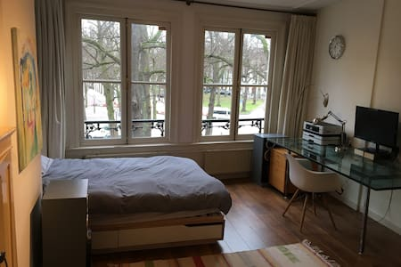 Spacious room at superb location - Den Haag