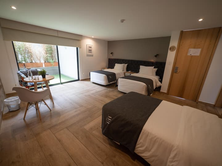VxT - Luxury Room #5 Best Place in Quito