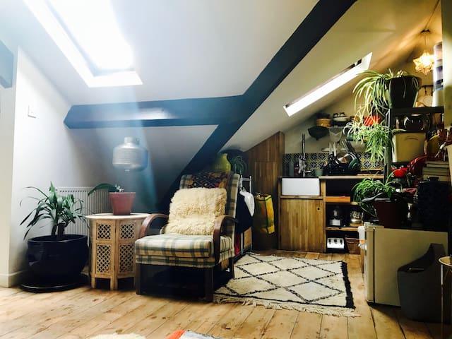 Cosy Attic Studio