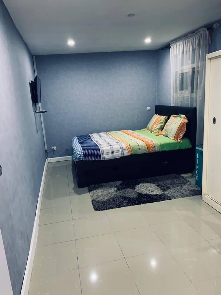 Appartement meublé d'une chambre