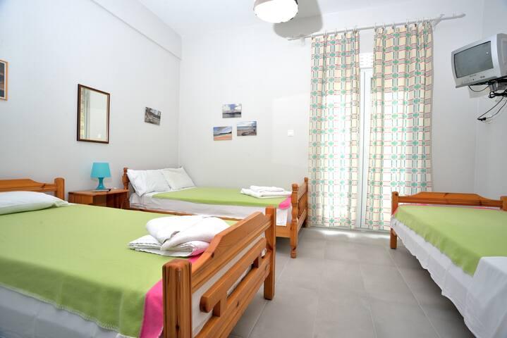 3-bed apartment Konstantinidis,  Nea Potidea