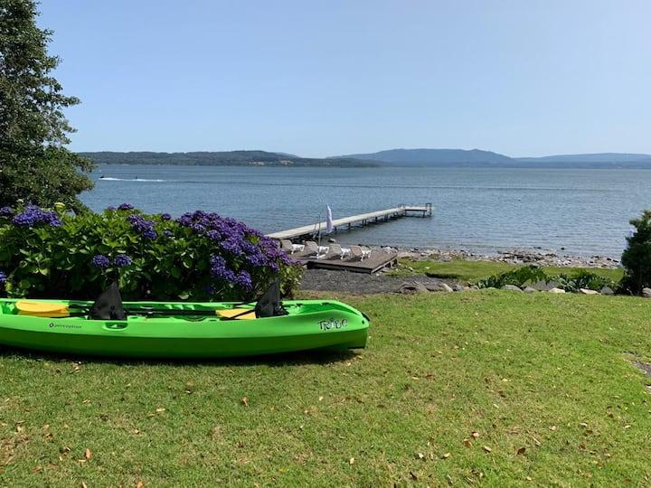 Casa Familiar Orilla Lago Villarrica