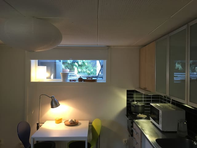 Rent close Swimming & Bus stop - Kalmar - Appartement