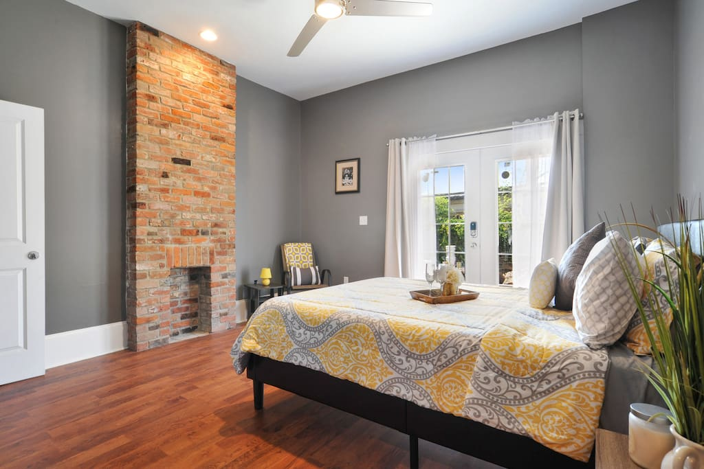 Beautiful Private Suite Steps From French Quarter Houses For Rent In New Orleans Louisiana