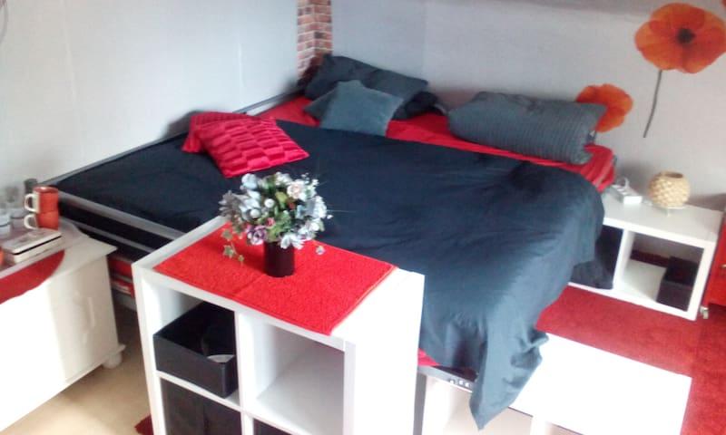 Doppelzimmer - Großenkneten - House