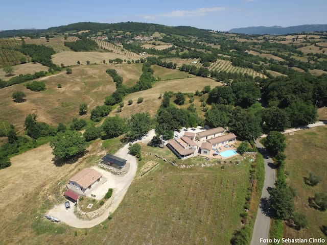 Country house La Meria - Catabbio - Huoneisto
