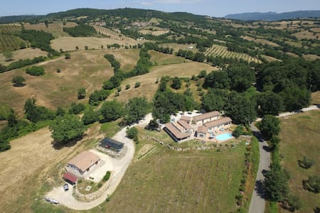 Country house La Meria - Catabbio
