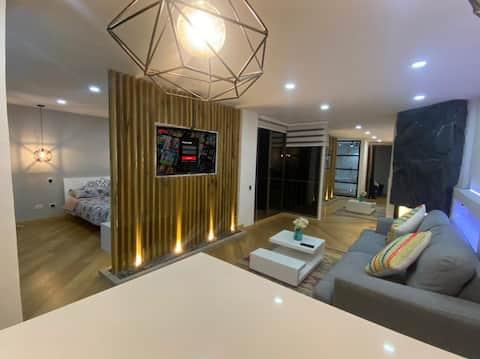 Maravilloso Apartamento en El Chico