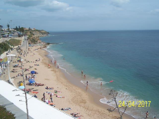 São Pedro Estoril beach