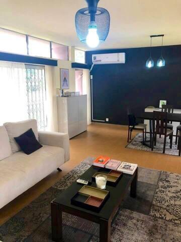Appartement 4p à la Riviera Golf, USA Ambassade.