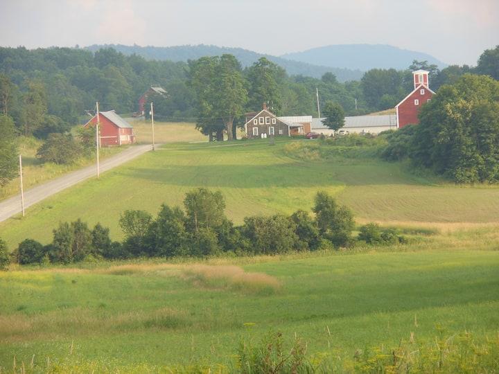 Tasteful Farmhouse in Rural Vermont