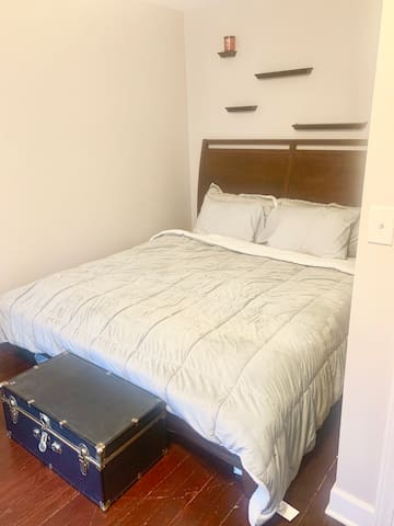 Downtown Valpo Guest Room