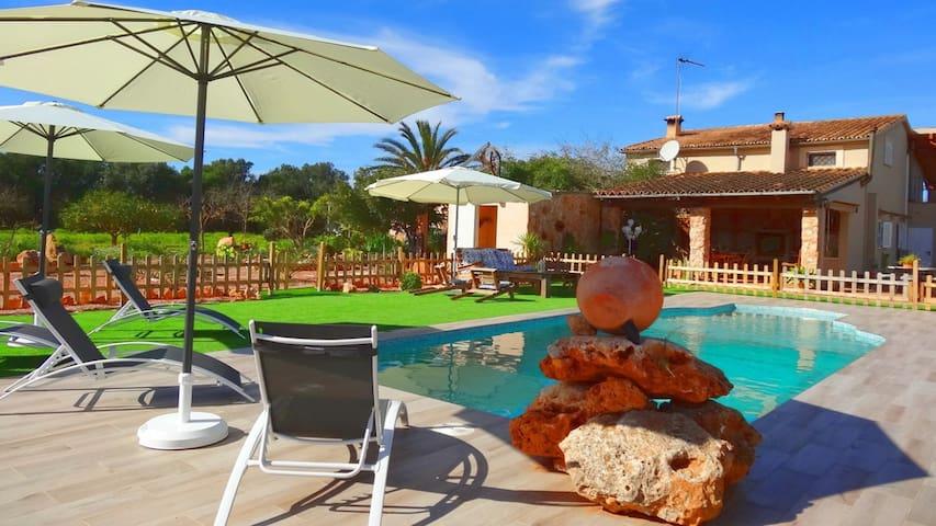 Casa Adrian - Llucmajor, South Mallorca