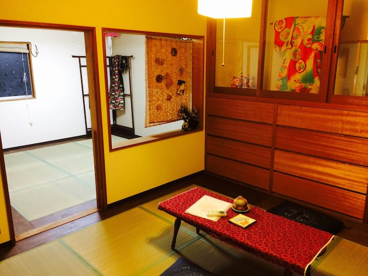 100years old Machiya Near KIX roomD
