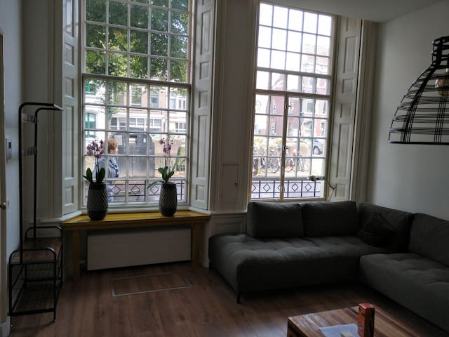 50 m2 apartment in historical center of Gouda
