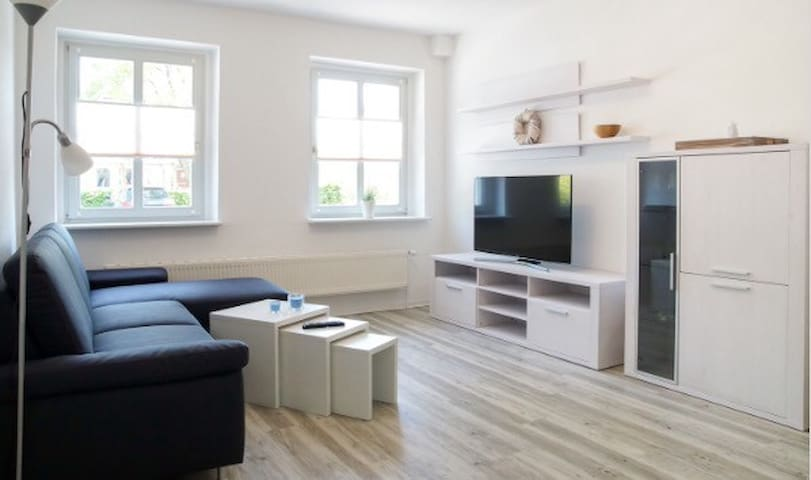 Apartment Klosterruine, 80qm, 3 Zi. - Greifswald - Appartement