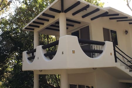 House/Bungalow Azul Profundo - Puerto Angel - อพาร์ทเมนท์