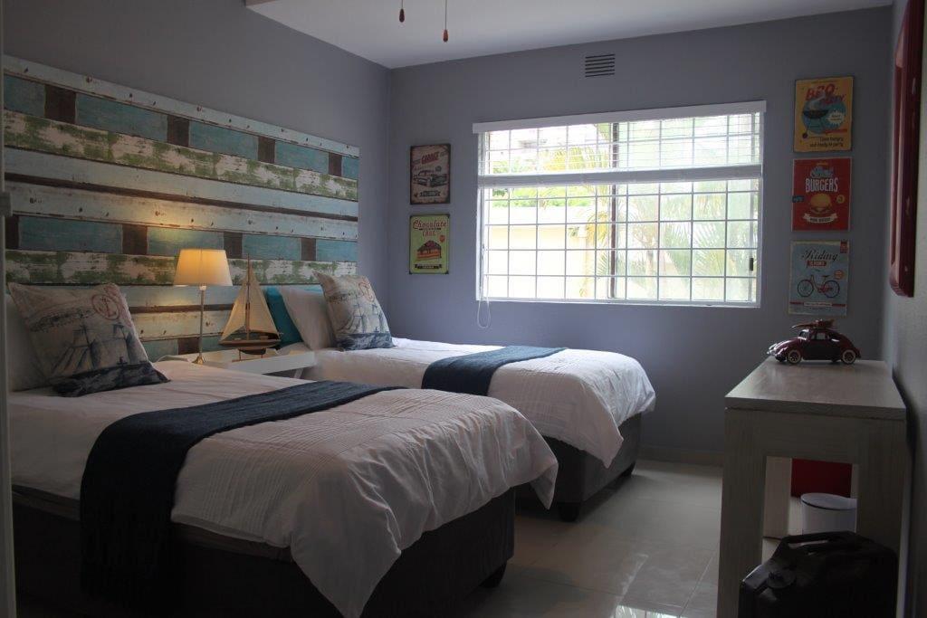 3rd Bedroom ( 2 x 3/4 beds)