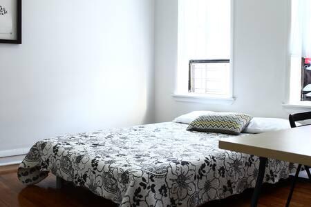 Clean, Spacious, Private Room! - 纽约 - 公寓