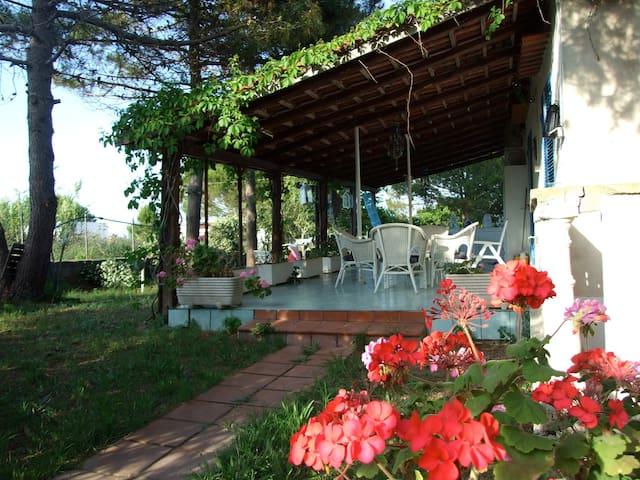 Fontanelle - Ventotene - Casa de camp
