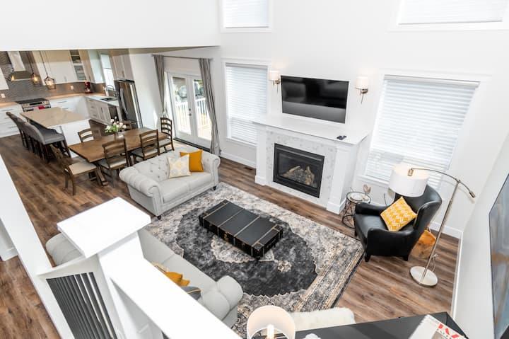 Luxurious, Spacious New Home in Sardis, Chilliwack
