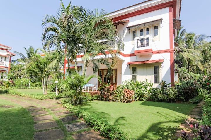 Vaikunth Between the River & the Sea: 4-bed  villa