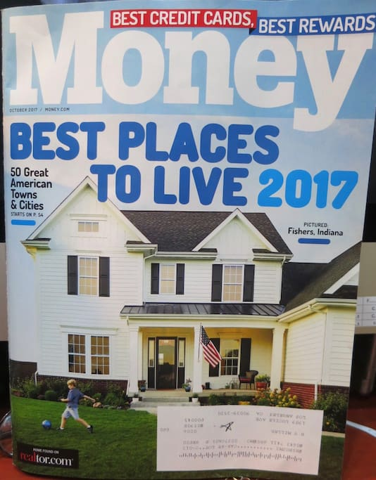 We just got featured in Time Magazine, Money Magazine and Real Simple Magazine as The Most Wished for AirBNB in California ...Thanks to you!!! :)