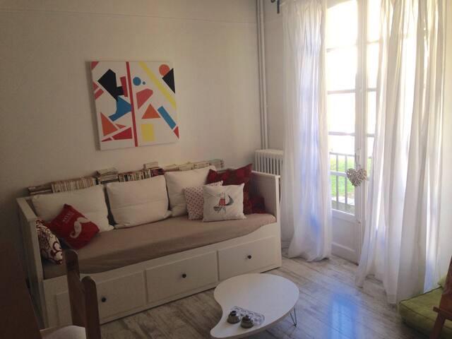 Studio douillet pour 2 personnes - Caen - Apartment