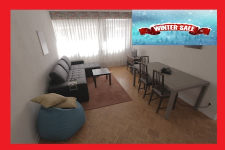 Newly Renovated Cosy Apartment Porto Center - ポルト