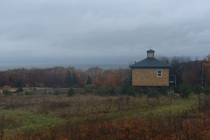 Juniper Cabin at the MareGold - Romantic cabin